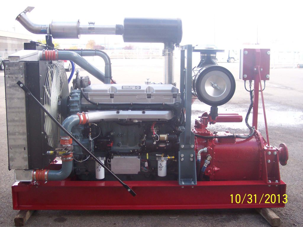 Power Unit S60 flip